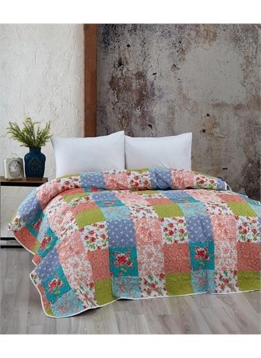 Komfort Home Çift Kişilik Çok Amaçlı Örtü - Pike 200x220 CM / D13 Renkli